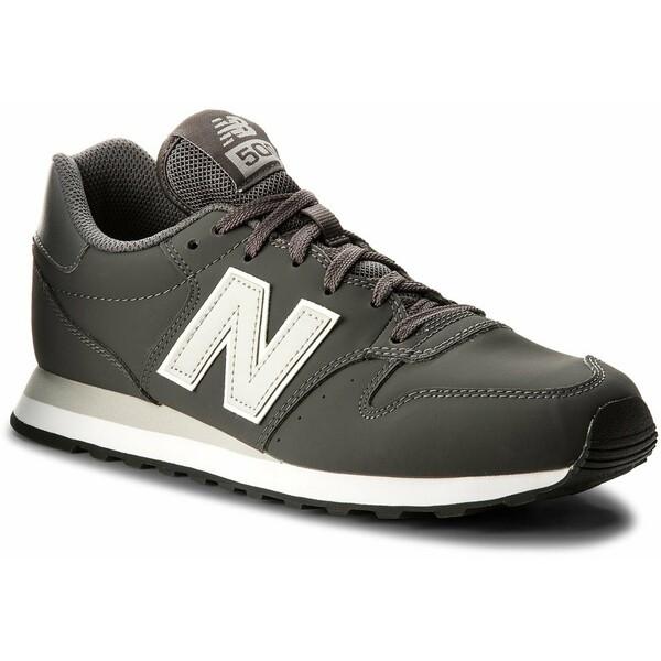 New Balance Sneakersy GM500DGR Szary