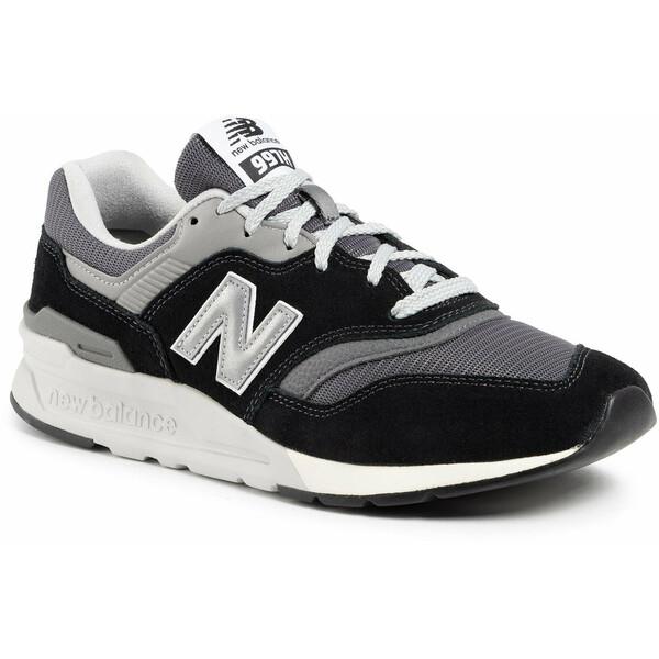 New Balance Sneakersy CM997HBK Czarny