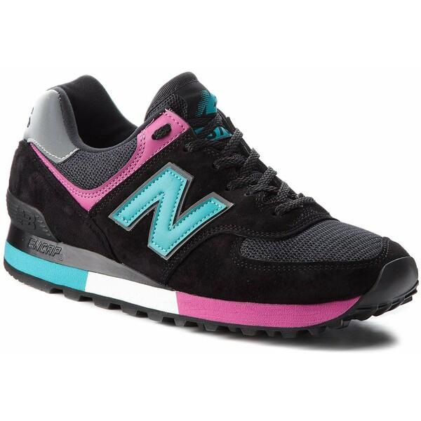 New Balance Sneakersy OM576BTP Czarny