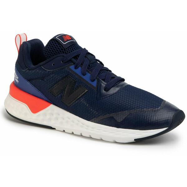 New Balance Sneakersy MS515RD2 Granatowy