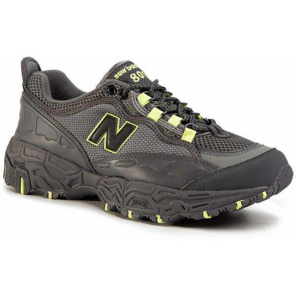 New Balance Sneakersy ML801NCZ Szary