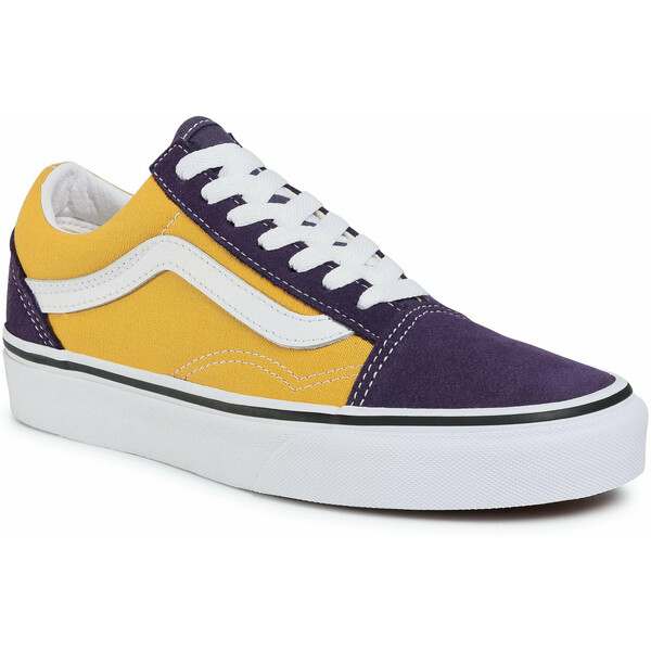 Vans Tenisówki Old Skool VN0A4U3B21F1 Żółty