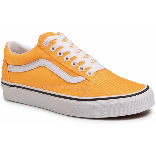 Vans Tenisówki Old Skool VN0A4U3BWT41 Pomarańczowy