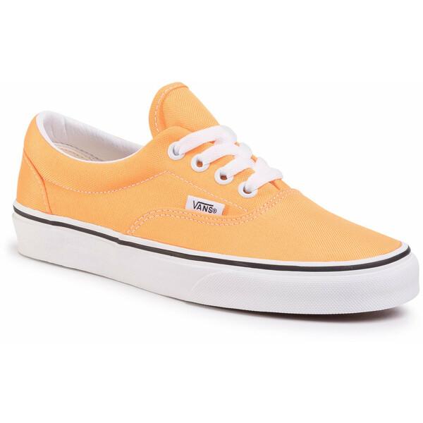 Vans Tenisówki Era VN0A4U39WT41 Pomarańczowy