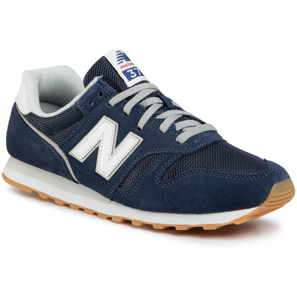 New Balance Sneakersy ML373DB2 Granatowy
