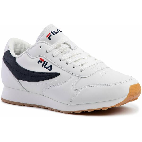 Fila Sneakersy Orbit Low 1010263.98F Biały