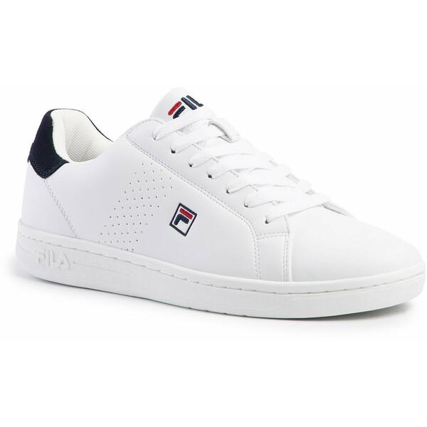 Fila Sneakersy Crosscourt 2 F Low 1010276.98F Biały