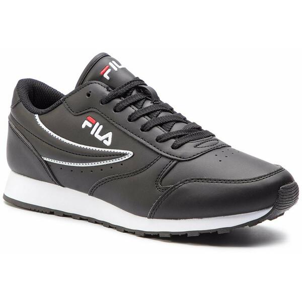 Fila Sneakersy Orbit Low 1010263.25Y Czarny