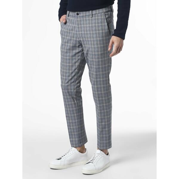 Finshley & Harding London Spodnie męskie – Kevin 467101-0001
