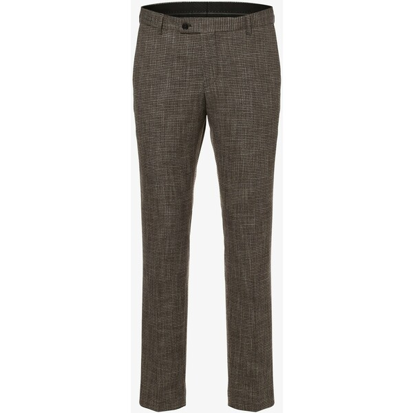 Finshley & Harding Męskie spodnie od garnituru modułowego – Mitch 490128-0001