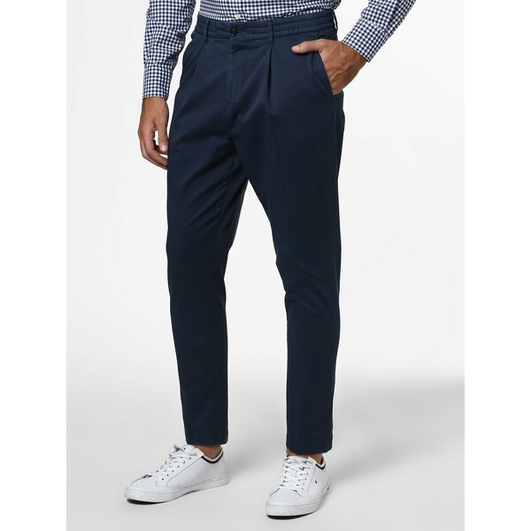 Finshley & Harding London Spodnie męskie – Percey 467100-0001