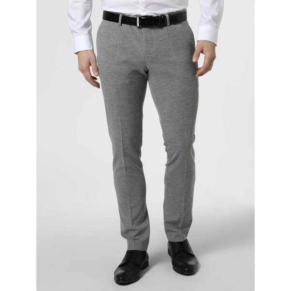 Finshley & Harding London Męskie spodnie od garnituru modułowego – Hudson 462313-0001