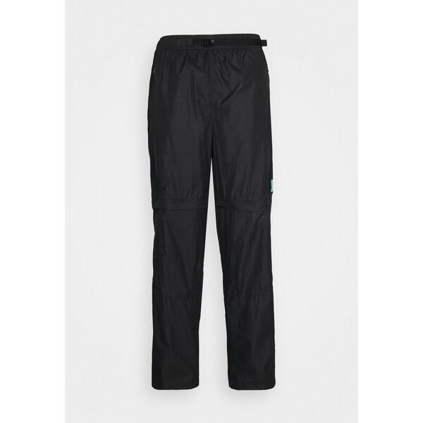 Jordan TRACK PANT Spodnie treningowe black/university gold JOC22E01O