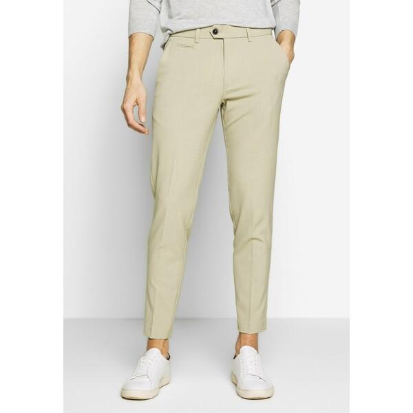 Lindbergh CLUB PANTS Spodnie materiałowe sand LG522E01B