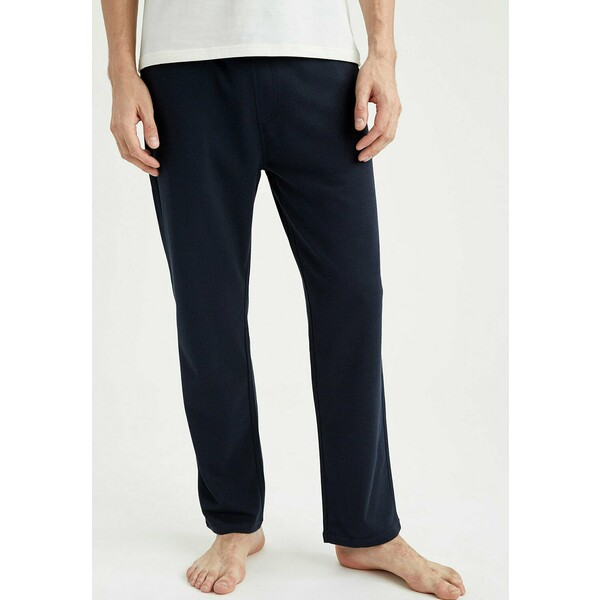 DeFacto Spodnie od piżamy navy DEZ82L006