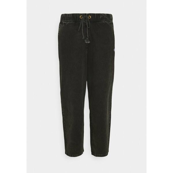 Champion Reverse Weave PANTS Spodnie materiałowe black C0T22E00T
