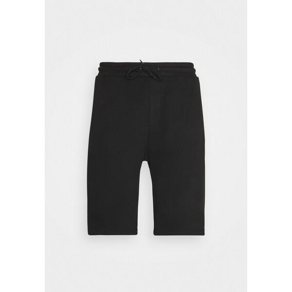 YOURTURN UNISEX Spodnie treningowe black YO121009M