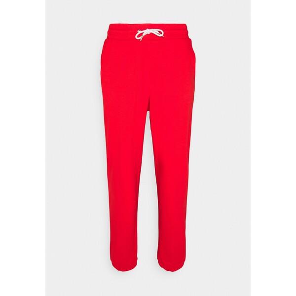 YOURTURN UNISEX Spodnie treningowe red YO121004Q