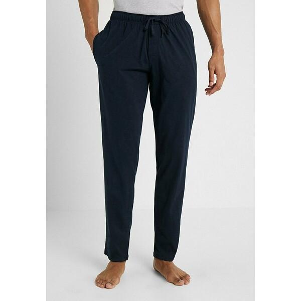 Schiesser BASIC Spodnie od piżamy dark blue S5982L004