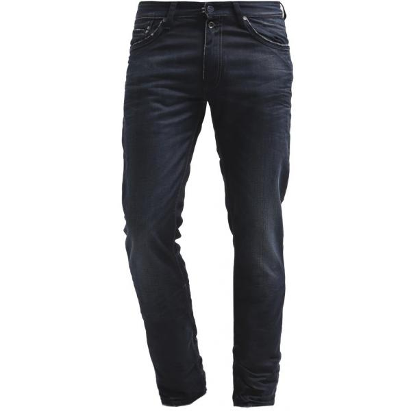 Teddy Smith RUNKER ROCK Jeansy Slim fit ardoise TS122G01B-K11