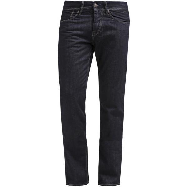 Tiffosi BRODY Jeansy Straight leg dark blue denim TF322G014-K11