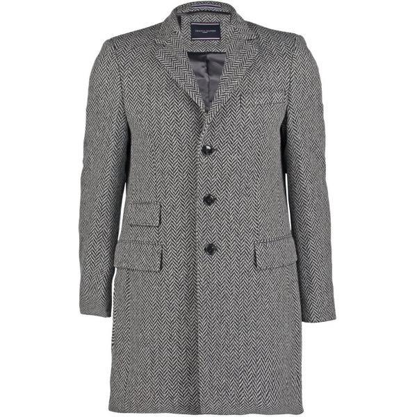 Tommy Hilfiger Tailored GLENDOS Płaszcz wełniany /Płaszcz klasyczny grey T1022N00A-C11