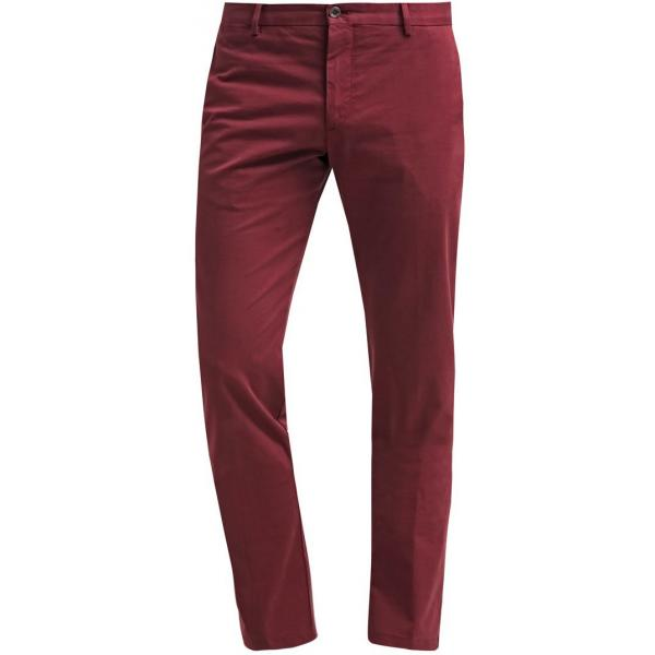 Tommy Hilfiger Tailored WILLIAM Chinosy red T1022E00W-G11
