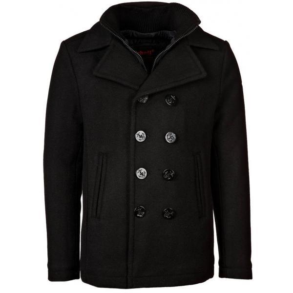 Schott NYC Krótki płaszcz black SC922D00G-802