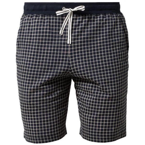 Schiesser Spodnie od piżamy dunkelblau S5982B00W-K11