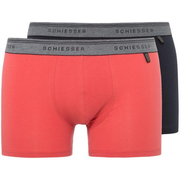Schiesser 95/5 2 PACK Panty schwarz/rot S5982A00O-Q11