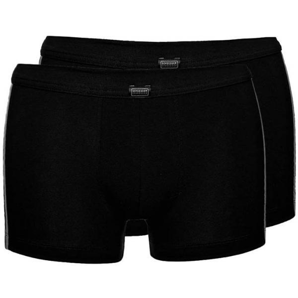 Schiesser ESSENTIALS 2 PACK Panty black S5922K00R-802