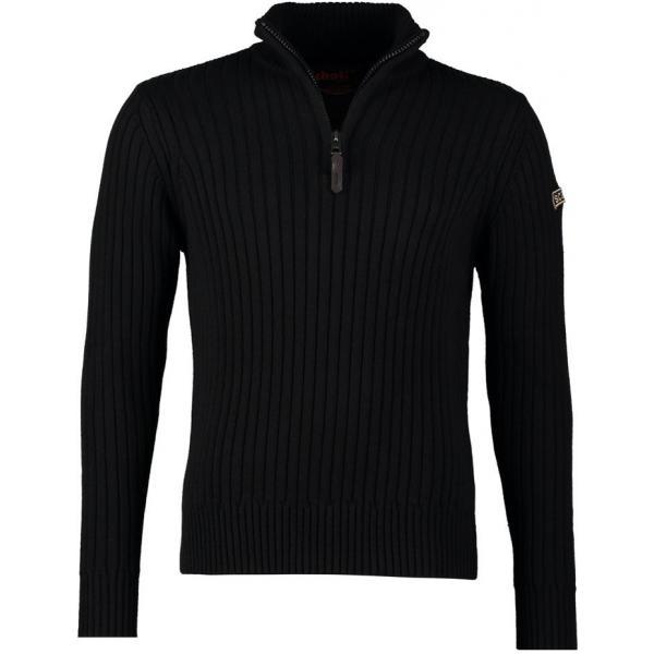 Schott NYC Sweter black S3722Q004-Q11