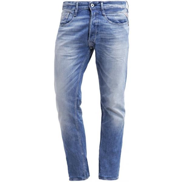 Replay NEWBILL Jeansy Straight leg bleached RE322G034-K11
