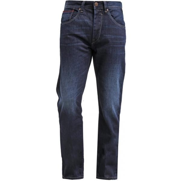 Tiffosi BRODY Jeansy Straight leg blue denim TF322G016-K11