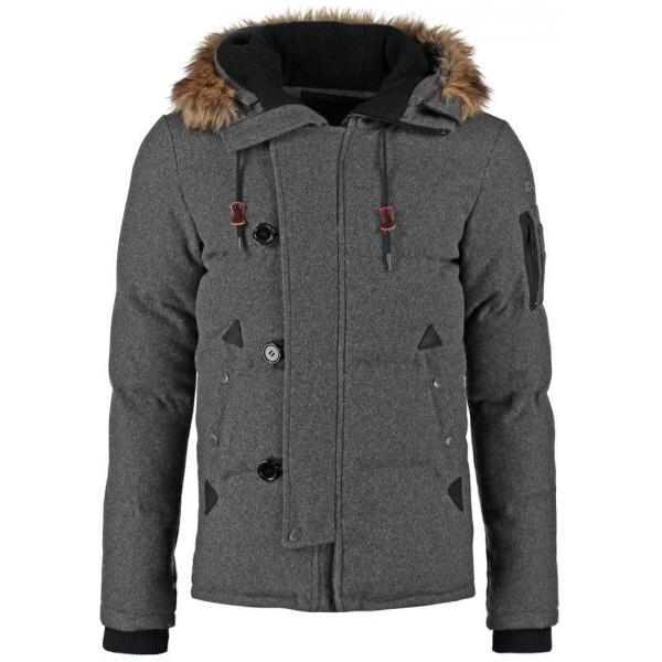 Schott NYC Kurtka zimowa grey S3722K003-C11
