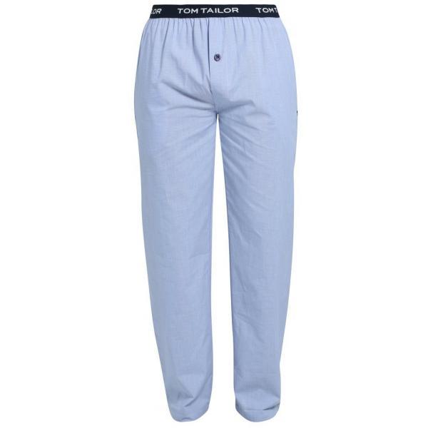 Tom Tailor Spodnie od piżamy light blue TO282B018-K11