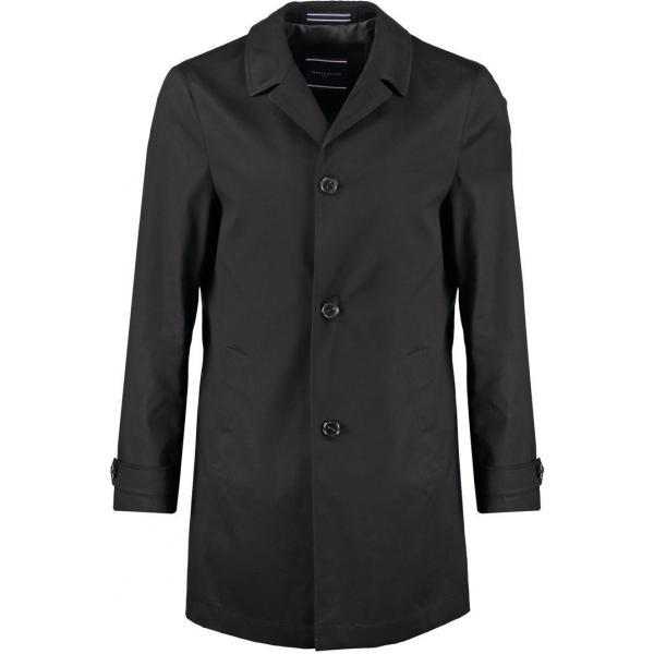 Tommy Hilfiger Tailored FALKO Krótki płaszcz black T1022N00C-Q11