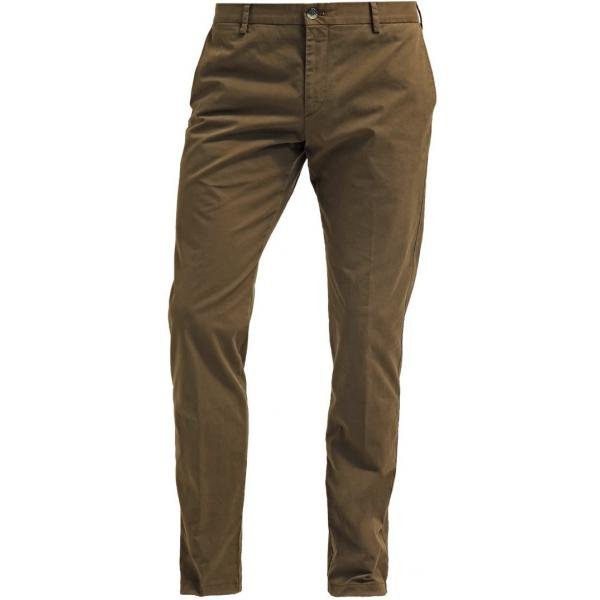 Tommy Hilfiger Tailored WILLIAM Chinosy brown T1022E012-N11
