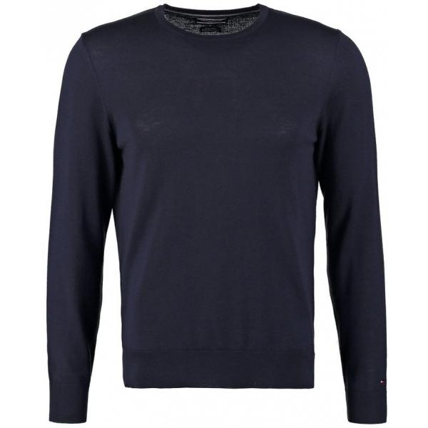 Tommy Hilfiger Tailored CLYDE Sweter blue T1022Q000-K12