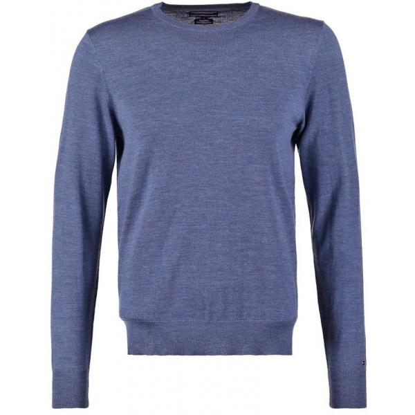 Tommy Hilfiger Tailored CLYDE Sweter blue T1022Q000-K11
