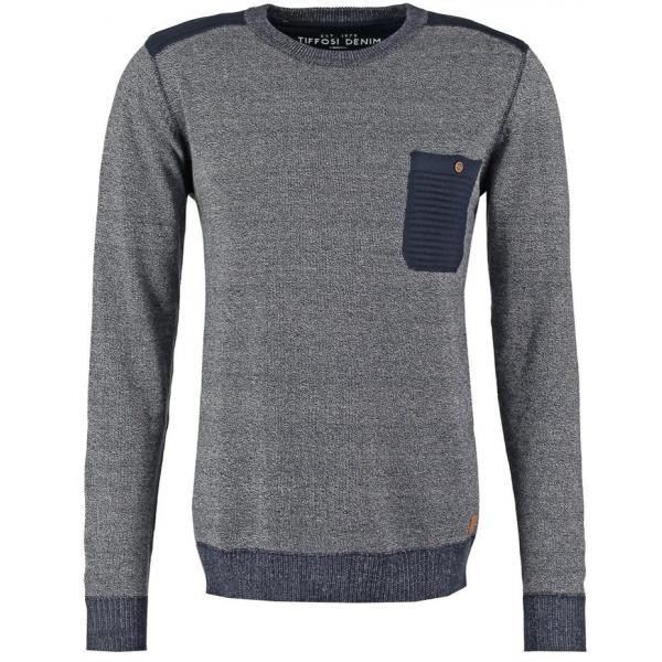 Tiffosi Sweter dark blue TF322Q00G-K11