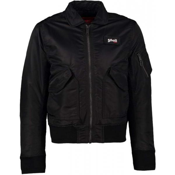 Schott NYC Kurtka Bomber black S3722H00L-Q11