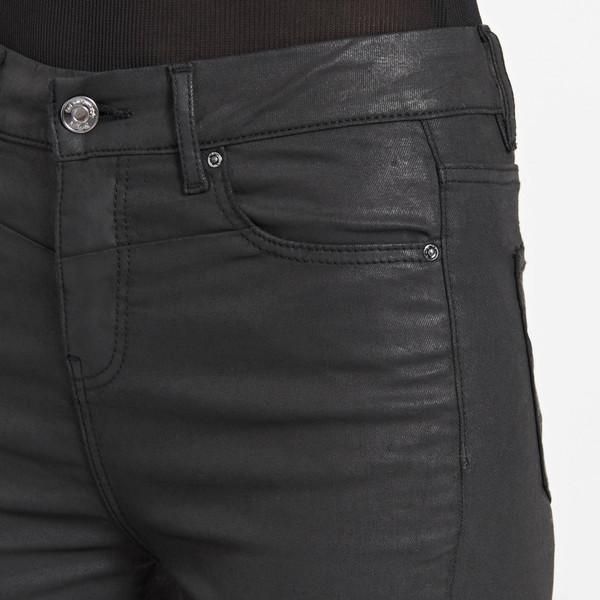 Reserved Woskowane spodnie HIGH WAISTED PV344 99X