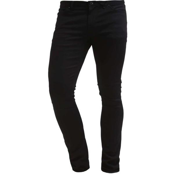 Volcom Jeansy Straight Leg black on black V1922G00R