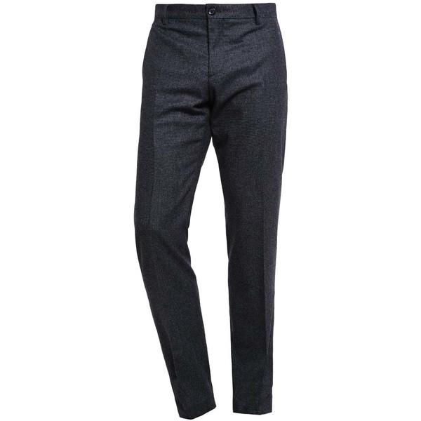 Tommy Hilfiger Tailored Spodnie garniturowe blue T1022A01T-Q11