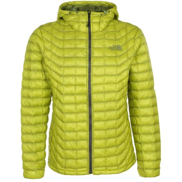 The North Face THERMOBALL Kurtka zimowa yellow TH342F00J-E11