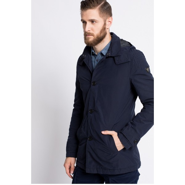 Guess Jeans Kurtka Technical Trench 4940-KUM043