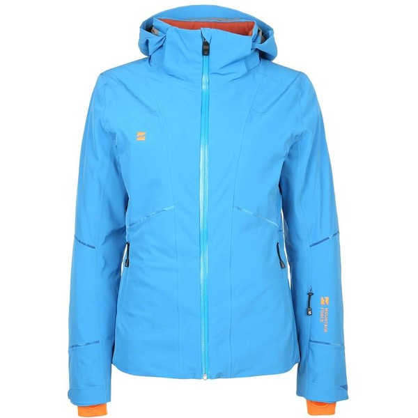 mountain kurtka narciarska flag blue