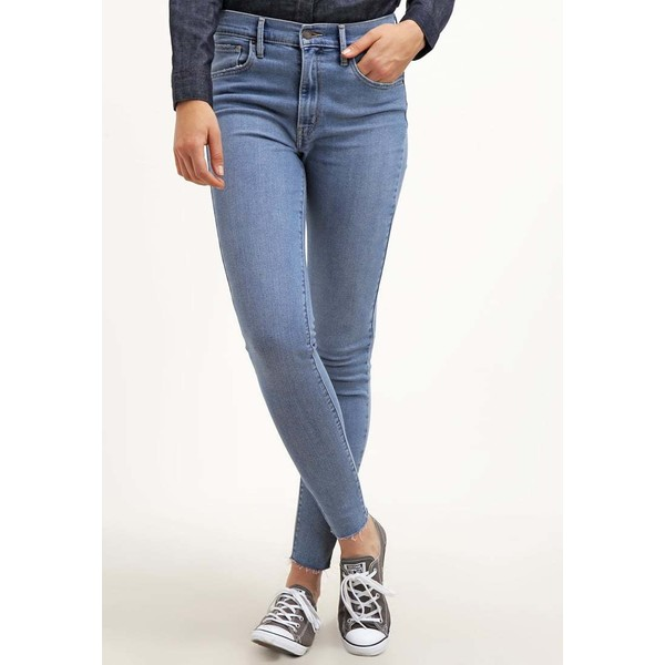 Levi's® MILE HIGH SUPER SKINNY Jeans Skinny Fit chelsea