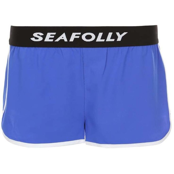 Seafolly Szorty kąpielowe blue ray S1941H04R